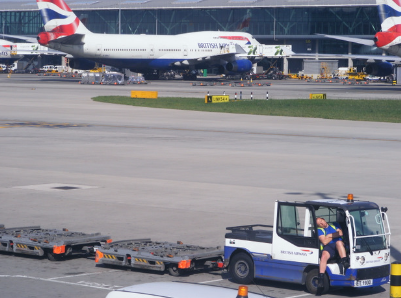 Photo of Airside location