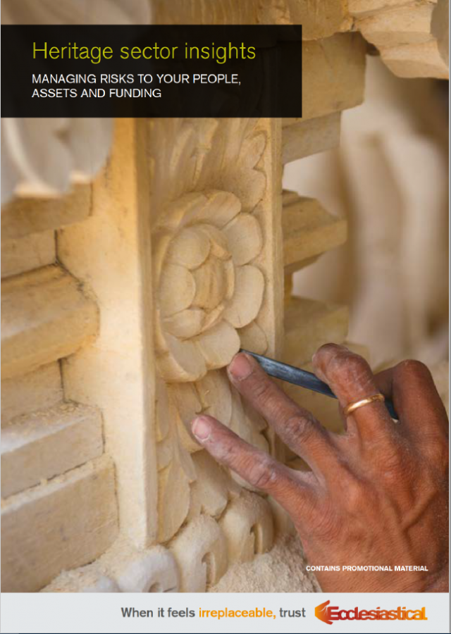Ecclesiastical Heritage Sector Insights - February 2019