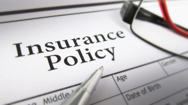 Insurance Policy Proposal Form