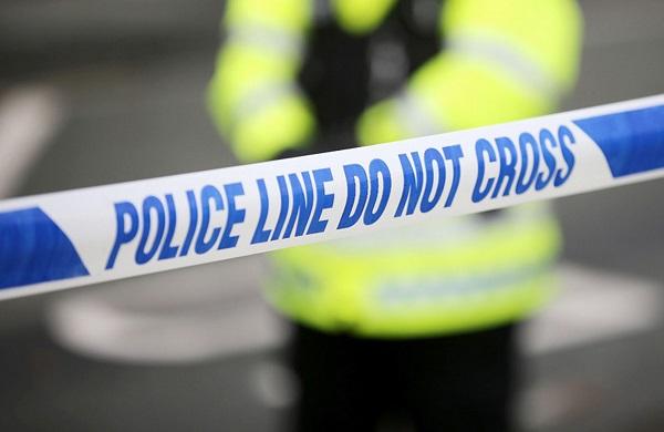 Terrorism Police Tape