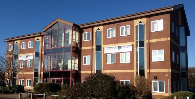 Rowlands and Hames Chartered Insurance Brokers offices in Blackpool
